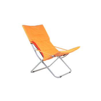Outdoor Lightweight Folding Leisure Portable Beach Chair Without Arms