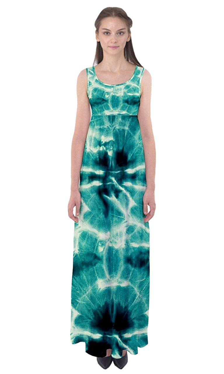 Buy Tie Dye Dress 2015 New Womens Sexy Maxi Dresses Summer Plus Size