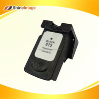 Remanufactured ink cartridge pg815 cl816 for canon with ink cartridge clips