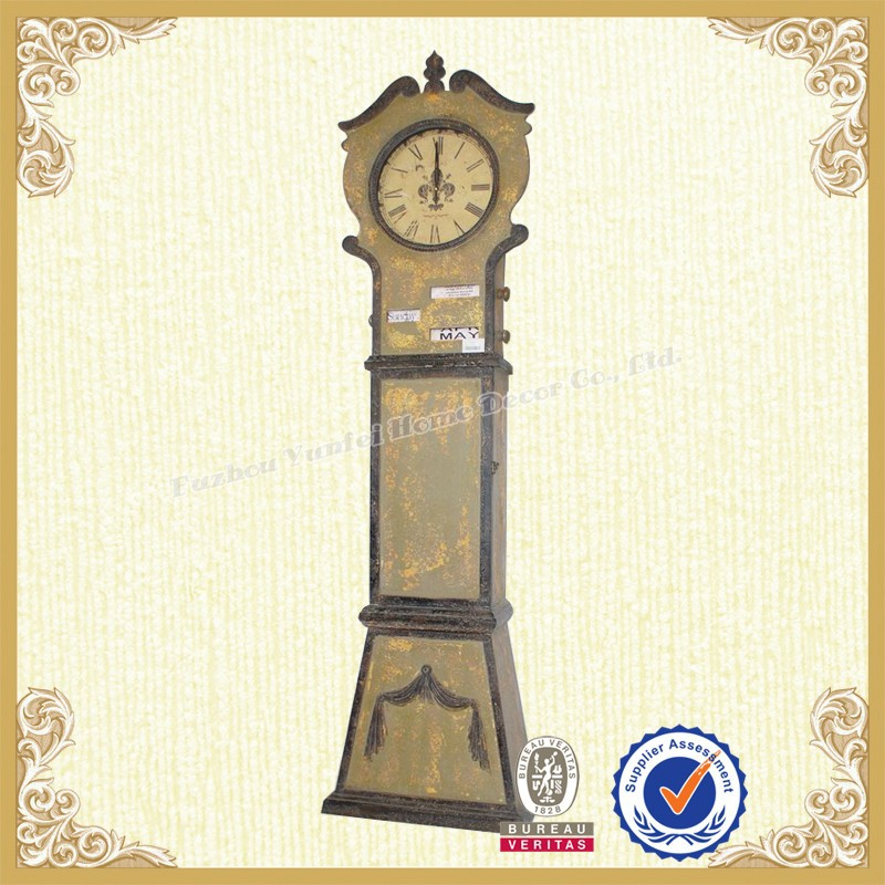 Grandfather Clock Kits Shabby Chic In China Product On
