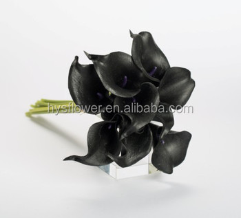 Send The Simply Chic Phalaenopsis Black Calla Lilies And Hydrangeas Bouquet Of Flowers From Le Jardin Privé In Burbank Ca Local Fresh Flower