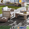 Green materials weather resistant outdoor decking