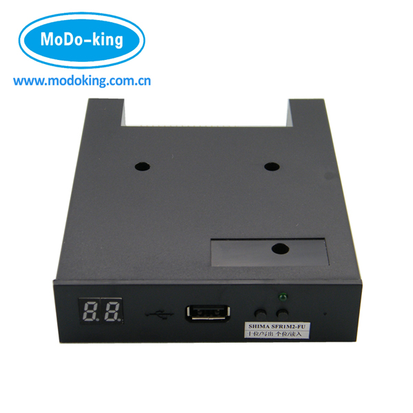 Floppy disk drive to USB Converter emulator for SHIMA SEIKI SES machine