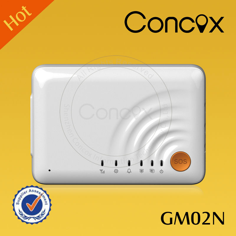 Concox household item electrical fire alarm sounder GM02N low cost gsm alarm system wireless accessories and smoke sensor