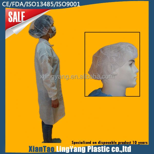 Disposable Nurse Cap,Disposable Hair Cap,Disposable Surgical Caps (CE FDA ISO13485 Approved) With Lowest Price&High Quality