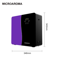 Fragrance machines and system aroma diffuser machine aroma bloom aroma diffuser essential oil for hotel lobby
