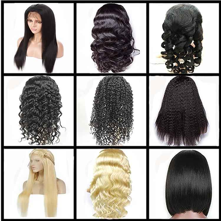 SuperLove 9A Grau Máquina duplo desenhado cabelo virgem cru Atacado kinky curly Jerry Enrolar virgem Europeu cabelo humano fornecedores