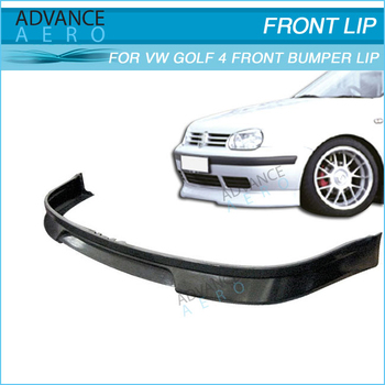 FOR VOLKSWAGEN 99 04 VW GOLF 4 STYLISH BODY KITS FRONT BUMPER LIP SPOILER TYPE