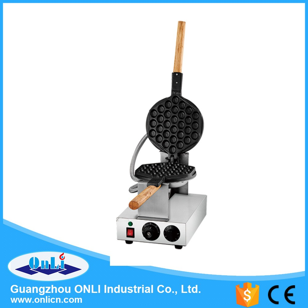 Wholesale price Non-stick plate egg Waffle maker/machine