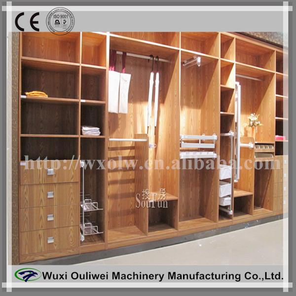 Short Cycle Surface Laminating Hot Press Machinewood Board Veneer