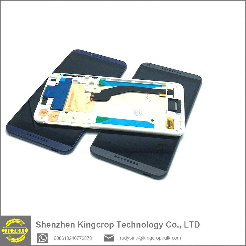 Original Tested LCD screen For HTC Desire 816 816g 816h LCD Display + Touch Screen Digitizer Assembly