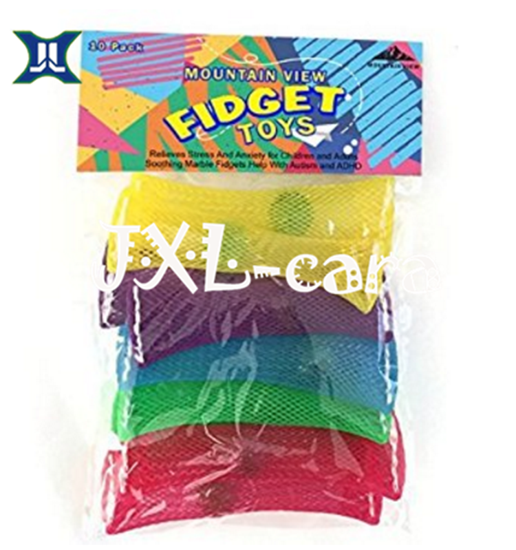 fidgets boinks with marble fidget toy relieves stress and anxiety--10 packs