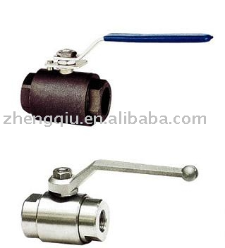 2pc Full Bore Class 800 Forged Steel Ball Valve,floating ball valve,2pc Full Bore class 800 ball valve