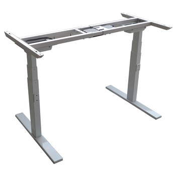 electric height adjustable table leg electric lift sit or standing desk frame&motorized standing gaming computer desk metal legs