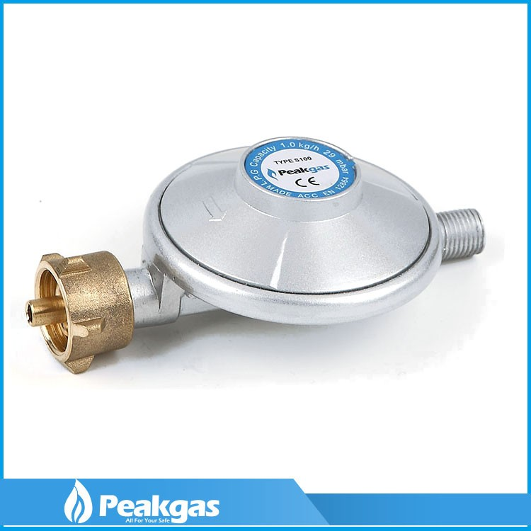 Widely Use High End Low Pressure Gas Regulator Price
