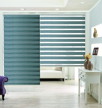 Wholesale Double Roller Blind Zebra Blind