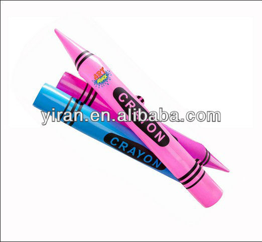 promotional coloured pastel crayon