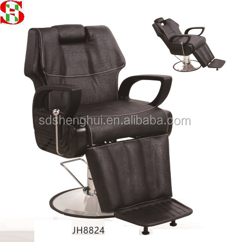 Wholesale heavy duty Men's hairdressing chair Comfortable salon chair hydraulic styling barber chair JH8824