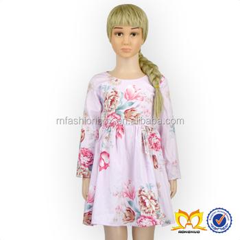 Frock dress long sleeve