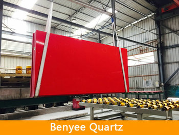 Benyee Man Made Buy Quartz Solid Surface Countertops Made