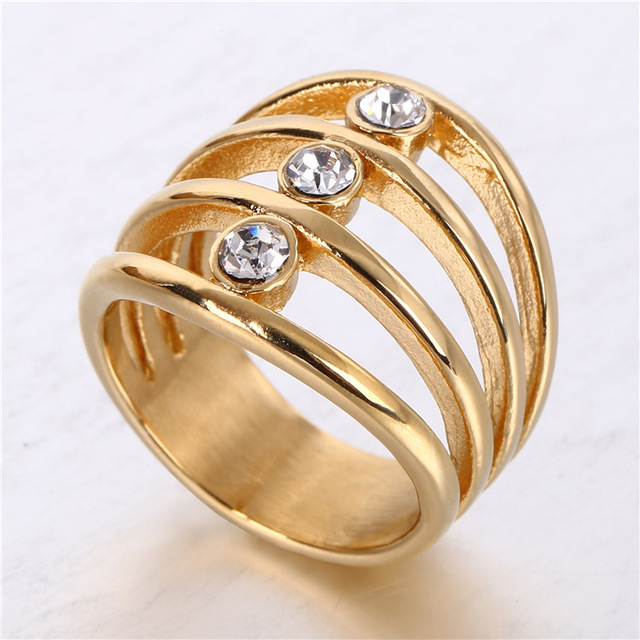 Whole Jewelry Factory Outlet Fashion Gold Ring Designs For S Yss355
