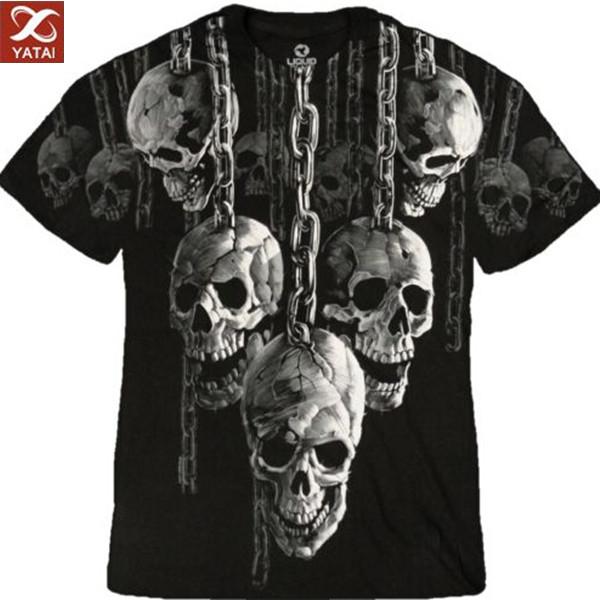 Skull T Shirt Custom Shirt