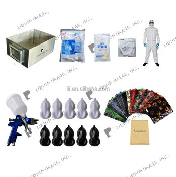 New Promotion Hydro Dipping Equipment, Water Transfer Printing Machine, Water Transfer Printing Mini Dip Kit for A4 size Film