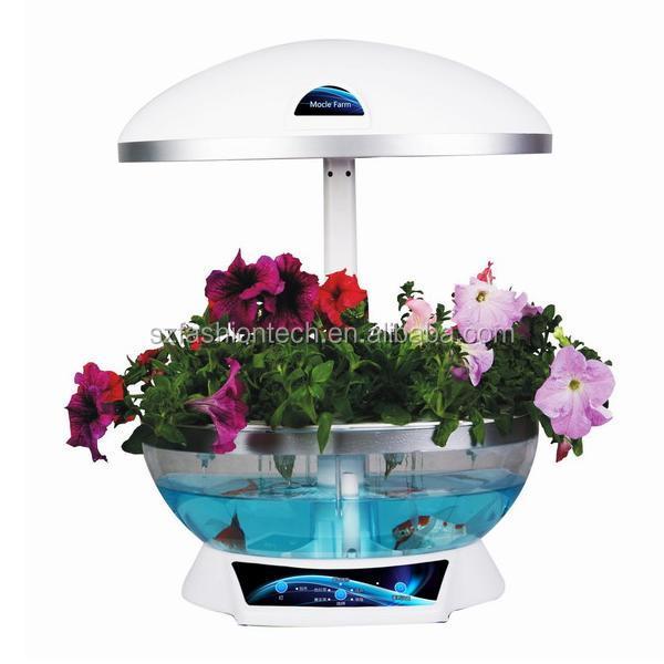 mini fazenda fazenda inteligente inteligente mini garden vasos e jardineiras de flores id do. Black Bedroom Furniture Sets. Home Design Ideas