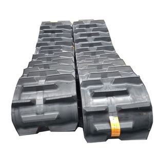 Agricultural Rubber track for the harvester 400*90*links
