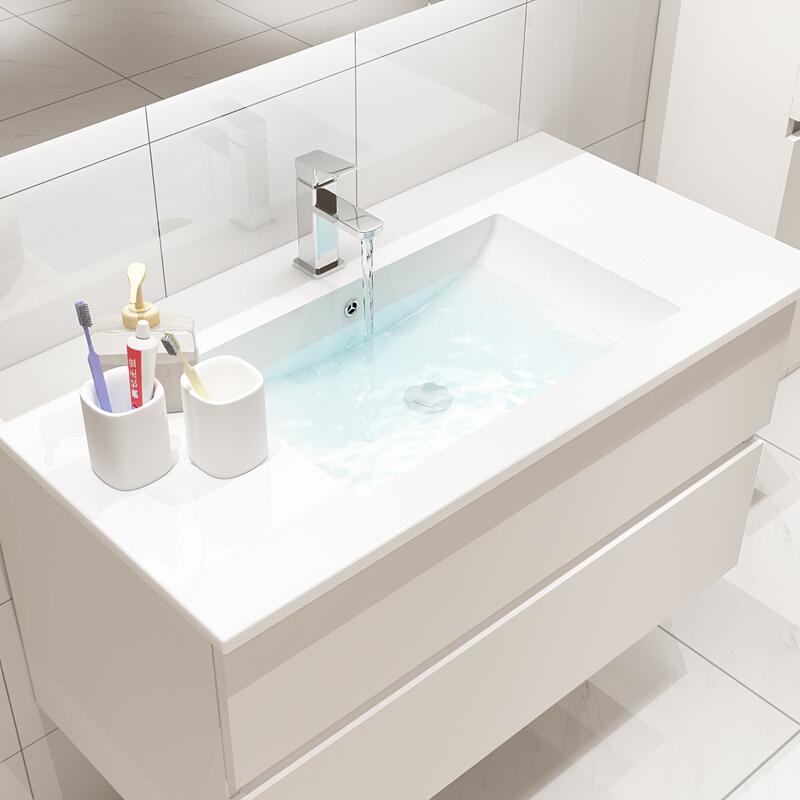 Bathroom Furniture White Unit Poland Bathroom Vanity