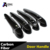 Universal type carbon fiber car door handle cover with or without comfort access for bm w 1 - 4 series X series