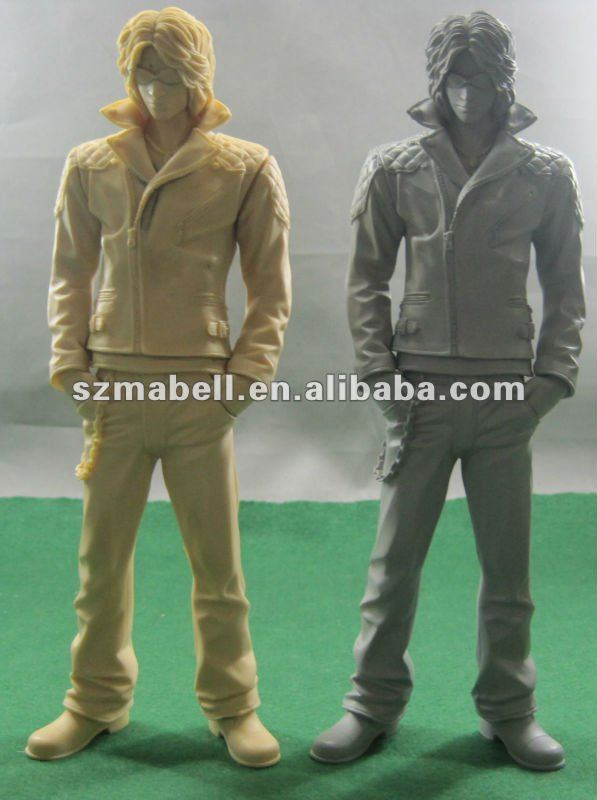 Cool male figuer (OEM order)