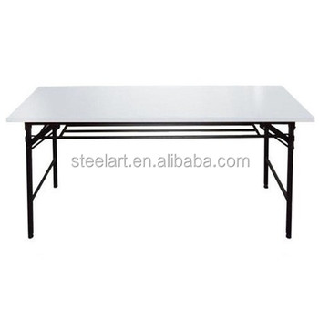 Steel Folded Adjustable Reading Table For School Library   Buy Folding  Reading Table,Child Reading Table,Adjustable Small Folding Table Product On  ...