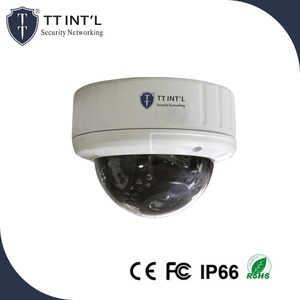 Security CCTV Camera Factory In Guangdong China High-Ranking Wifi Dome IP Camera