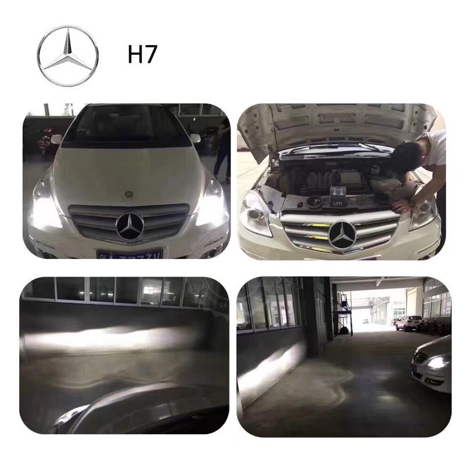 Auto Led Headlight B6 D4c Perfect Beam Pattern Ip68 Plug&play Led Headlamp  D4c D1 D2s D3s D4s D2r Auto Car Led Headlight Bulbs - Buy B6 D4c Led