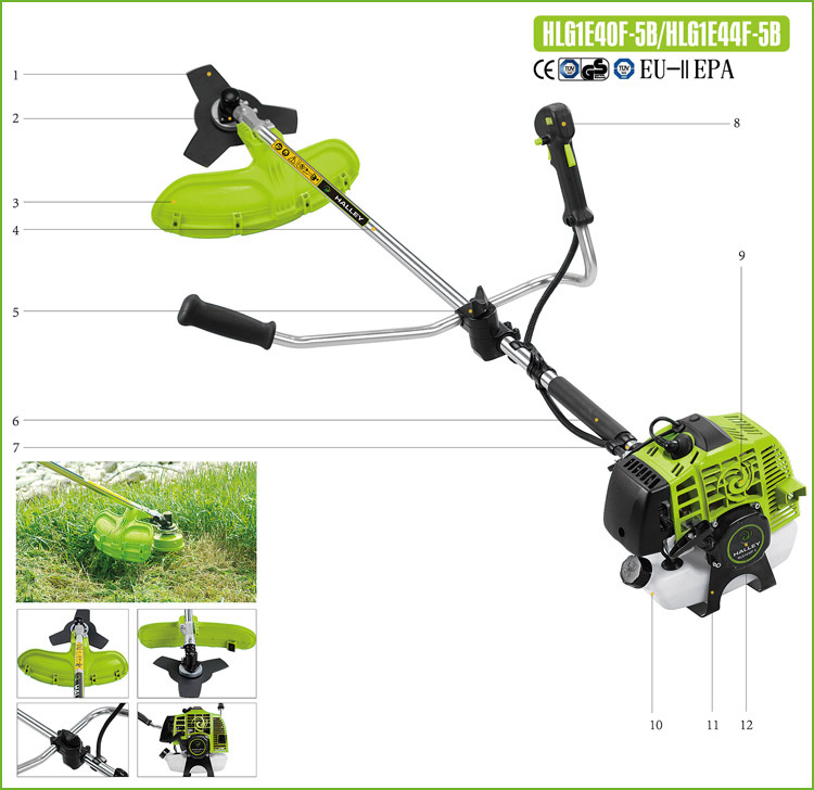 New Products 2016 Garden Tools China Grass Cutter Price For Sale ...