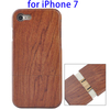 Unique Handmade Bamboo Shockproof for iPhone 7 Wood Case Cover