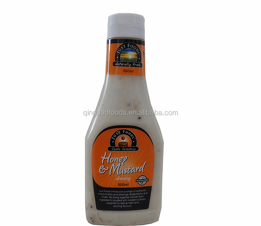 Qingdao Variety of flavors salad dressing,mayonnaise