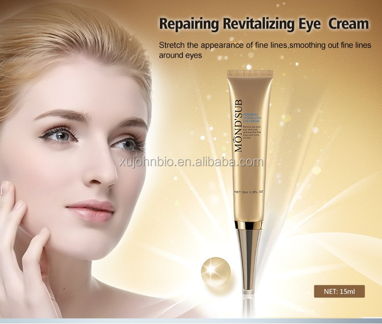 Wholesale Beauty Products Repairing And Smoothing Eye Cream Revlieving Eye Fatig