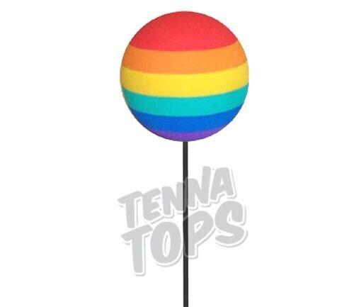 Buy Quantity 2 pcs pack - Tenna Tops Rainbow Colors Car