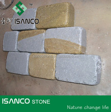 Yorkstone sandstone small slabs for paving construction use