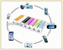 AAA 18650 battery perfume Portable power bank 2600mah