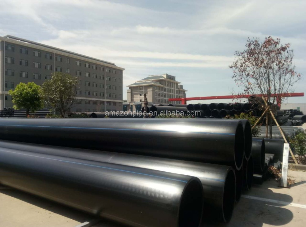hdpe pipes 300mm for water supply or drainage