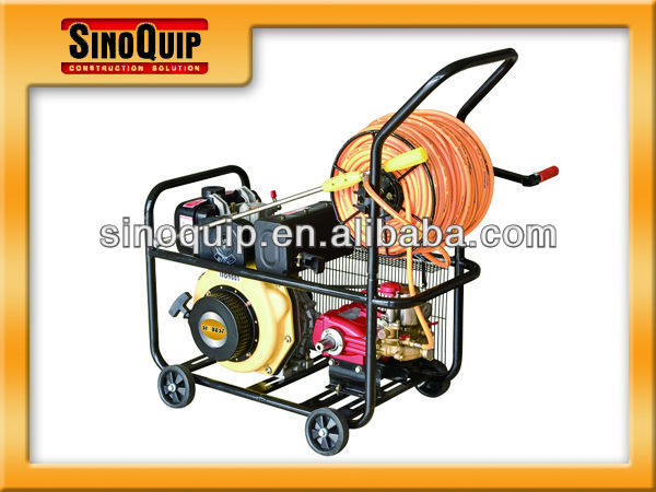 Portable Gasoline/petrol Power Sprayer Pump Powered By 5 Hp Gasoline Engine  Model Ss22 - Buy Ss22 Robin Power Sprayer Pump,Gasoline Sprayer Power,Ss22