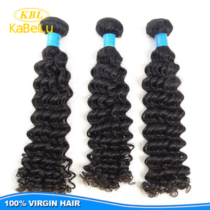 KBL two tone braiding hair,dyeable two tone marley braid hair,supply 5A jerry curl human hair for braiding