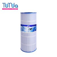120 Square Feet Replacement Pleated Filter Pool Filter Cartridge and Spa Filter Compatible for PA120 CX1200RE FC1293