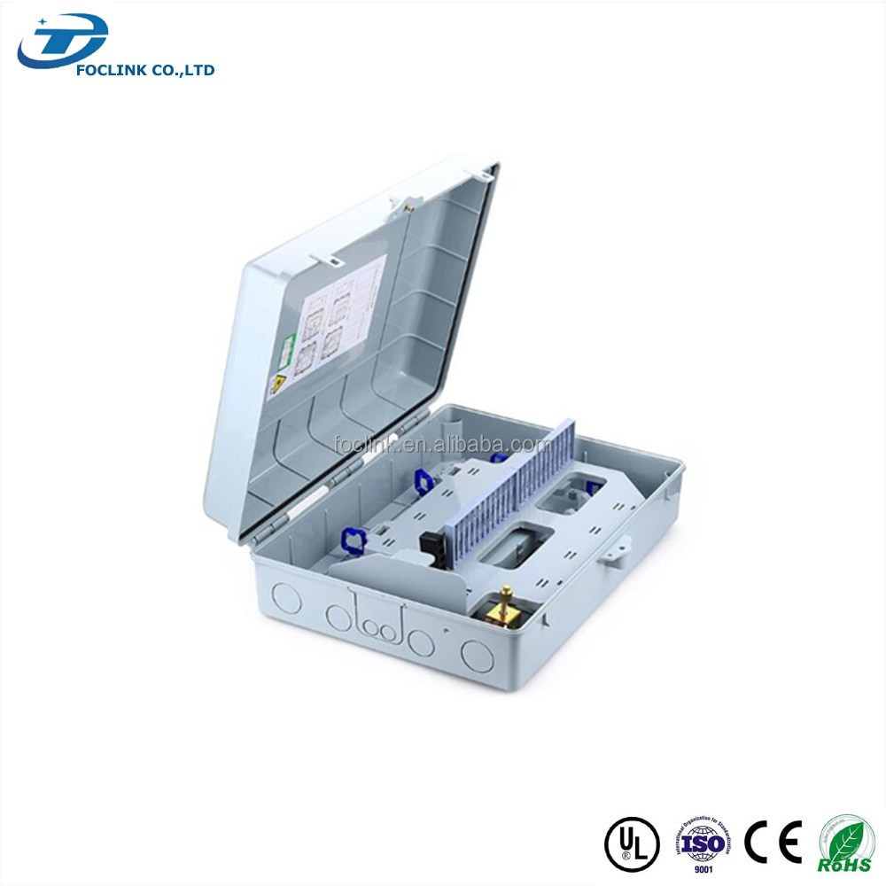 EPON FTTH optical fiber terminal box ftb 48 port