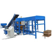 Automatic cement brick block production making machine line in dubai