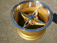 "13 ""14 ""15x8/15x9"" 4x114.3/100 aluminum wheel rim/ car alloy wheel"