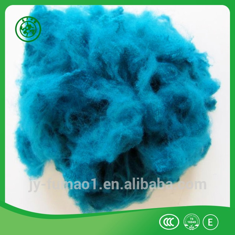 Polyester staple fiber 1.4D/38MM fiber for broom
